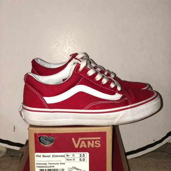 Vans Shoes | Vans Old Skool Formula One